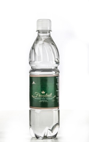 Mineral water carbonated 0,5 L.