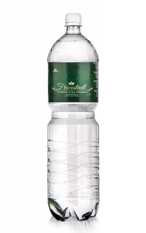 Mineral water carbonated  2 l.