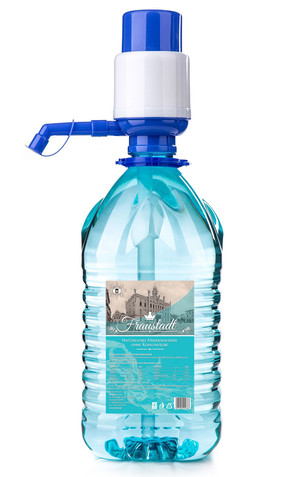 FRAUSTADT Mineral water still 5 l.