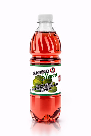MARINO Soft drink with Stevia Blueberry/Blackcurrant
