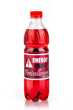 Energy Drink - cranberry