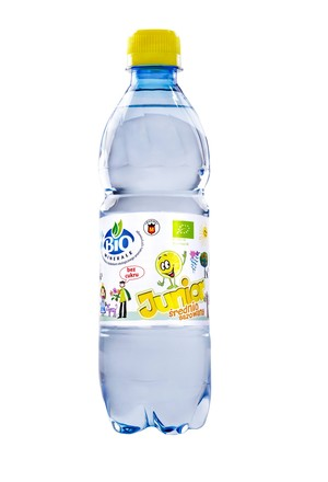 BioMinerale Junior lemon 0,5 liter